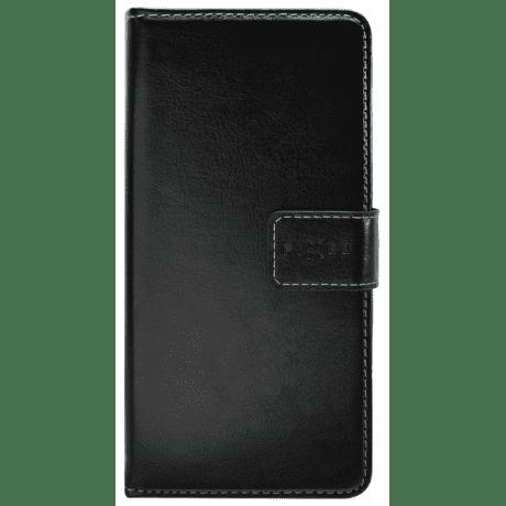 Fixed Opus knížkové pouzdro pro Huawei Y7 Prime 2018, černá