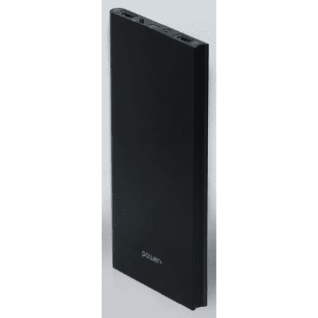 POWER+ Slim powerbanka 10000 mAh, čierna