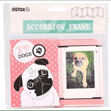 Fujifilm Instax rámeček s motivem psa