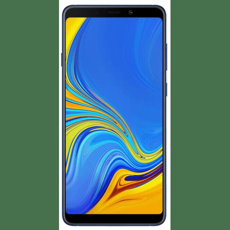 Samsung Galaxy A9 128 GB, modrý