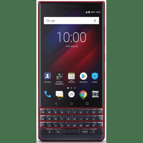 Blacberry Key2 LE 64 GB modro-červený