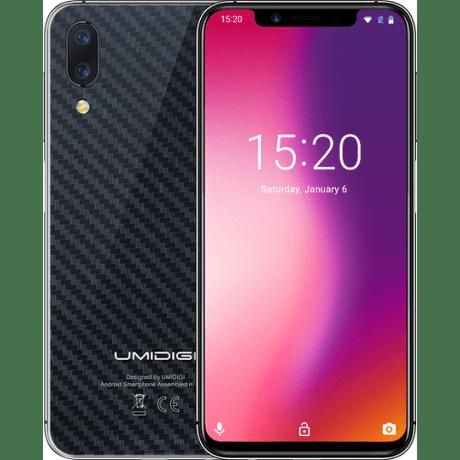 Umidigi One Pro Dual SIM černý