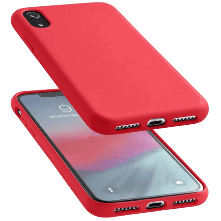 Cellularline Sensation pouzdro pro Apple iPhone Xr, červená
