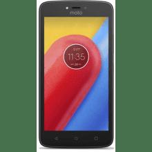 Lenovo Moto C Dual SIM červený