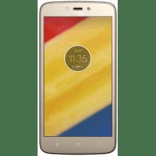 Lenovo Moto C Plus Dual SIM zlatý