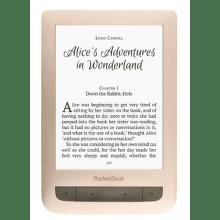 PocketBook 626 Touch Lux 3 zlatá