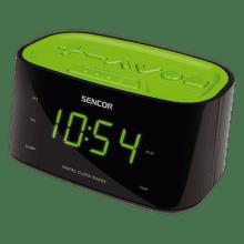Sencor SRC 180 (zelený) - rádiobudík