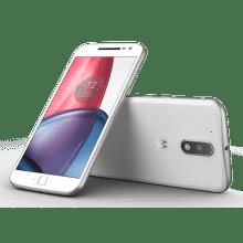 Lenovo Moto G4 bílý