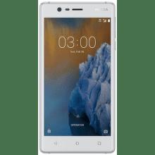 Nokia 3 Dual SIM bílý