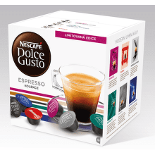 Nescafe Espresso Caramel Black Mix Box - Kapslová káva