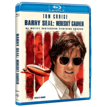 Barry Seal: Nebeský gauner - Blu-ray