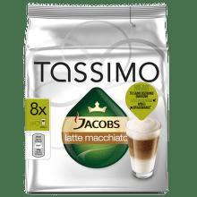 TASSIMO Latte Macchiato - kapslová káva pro kávovary Tassimo