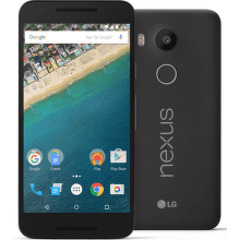 LG H791 Nexus 5X 32 GB (černý)