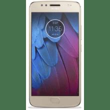Lenovo Moto G5s Dual SIM zlatý