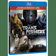 Transformers: Poslední rytíř - Blu-ray film