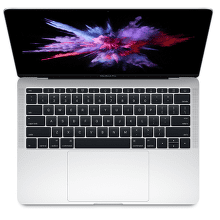 "Apple MacBook Pro 13"" Touch Bar 512GB (stříbrná), MNQG2CZ/A"