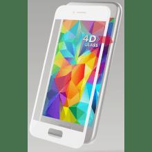 Sturdo 4D ochranné sklo Huawei P10 bílé