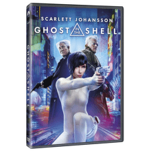 Ghost in the Shell - DVD film