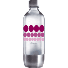 Sodastream Purple Metal purpurová náhradní láhev (1l)