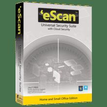 eScan Internet Security Suite 3/12, ES-UNI-3-1Y