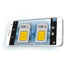 Chytré mobily na více SIM
