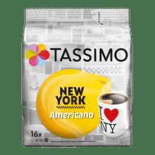 Tassimo New York Americano (16ks)