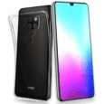 SBS Skinny pouzdro pro Huawei Mate 20, transparentní