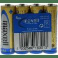 MAXELL LR6 4S AA Alk