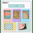 Fujifilm Instax magnetické rámečky 5ks, pastelové barbyFujifilm Instax magnetické rámečky 5ks, pastelové barvy